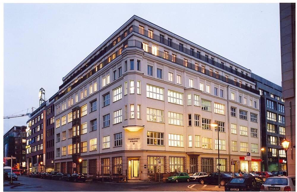 Fliedner Klinik Berlin, Krankenhaus
