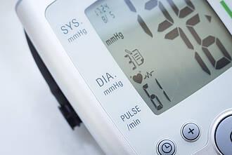 Blutdruckwerte