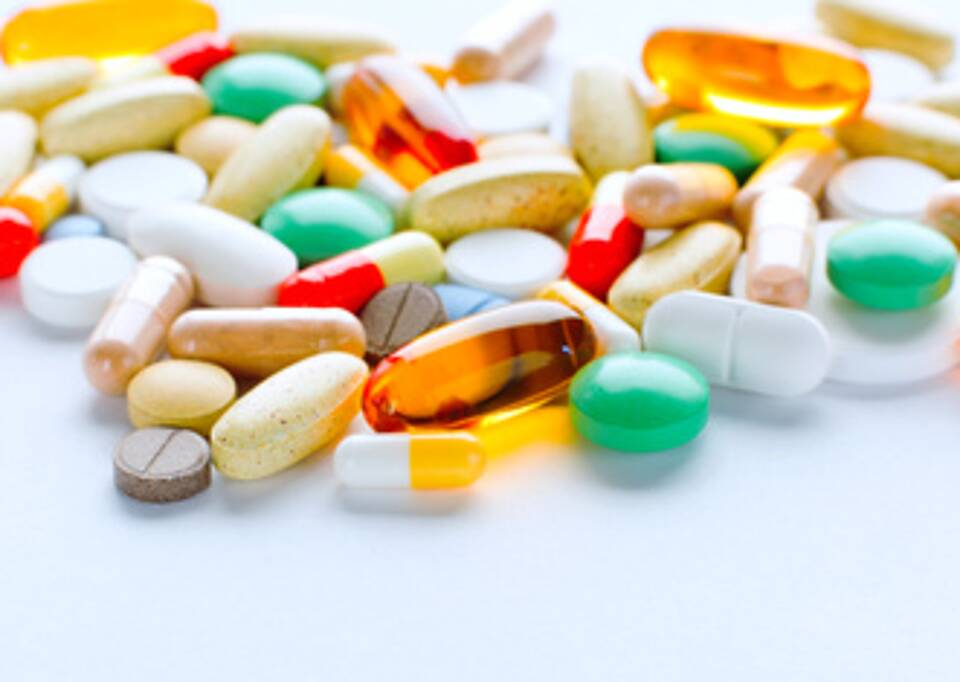 CFS, Chronisches Erschöpfungssyndrom, Nahrungergänzungsmittel
