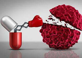 Wissenschaftler wollen Krebs mit Sauerstoff bekämpfen