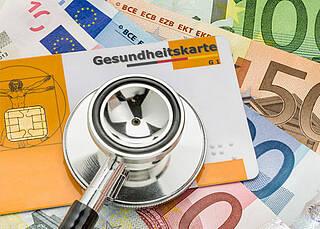 Bund will Kassen die Steuerzuschüsse kürzen