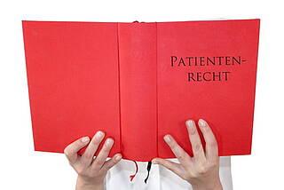 Um einen Behandlungsfehler nachzuweisen, muss der Patient den Behandlungsablauf gut dokumentieren