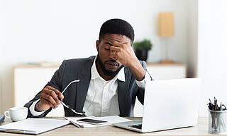 Immer mehr Beschäftigte können sich von ihrer Arbeit nicht mehr richtig erholen