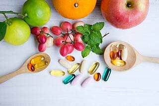 Corona, COVID-19, Vitamine, Nahrungsergänzungsmittel, Vitamin D