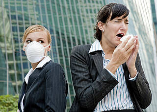 RKI ruft zur Grippeimpfung auf