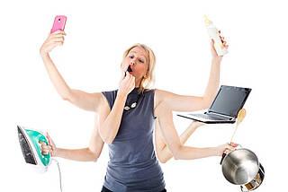 Multitasking erzeugt Stress