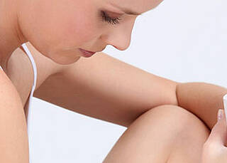Knorpel aus der Nase gedeiht auch im Knie