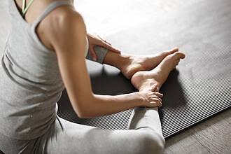 Yoga bei MS