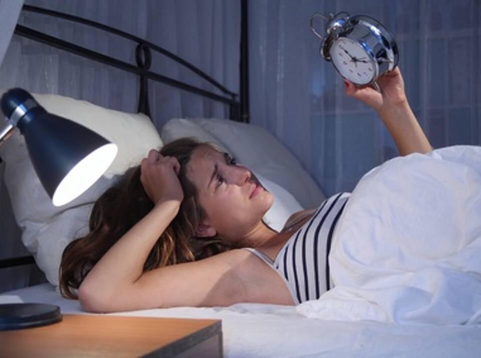 Schlafstörungen, Schlafmangel