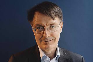 Karl Lauterbach, Gesundheitspolitiker und Epidemiologe.