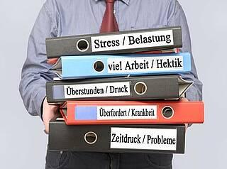 Öffentlicher Dienst, Stress im Job