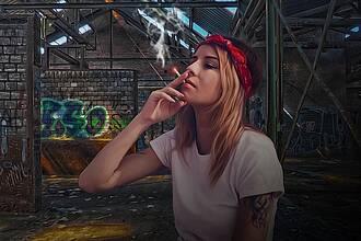 Rauchen, Gene