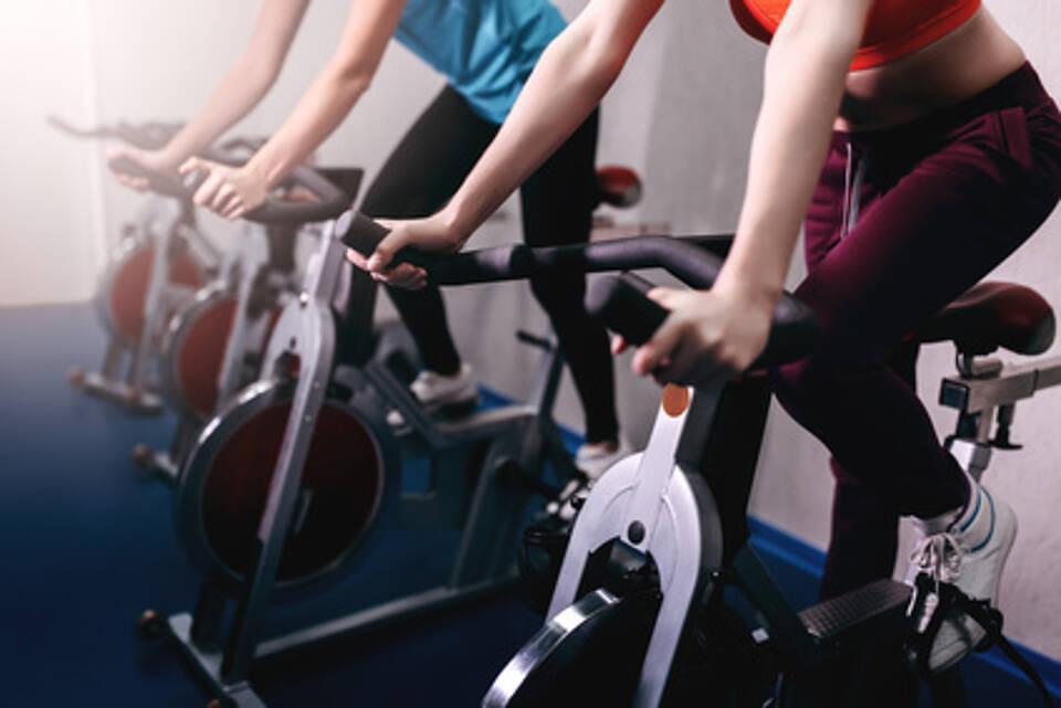Multiple Sklerose und Sport, Intervalltraining bei MS