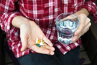 Arzneimittel sind die Droge Nummer zwei in Deutschland