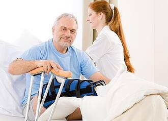 Frühdiagnose von Osteoporose wichtig