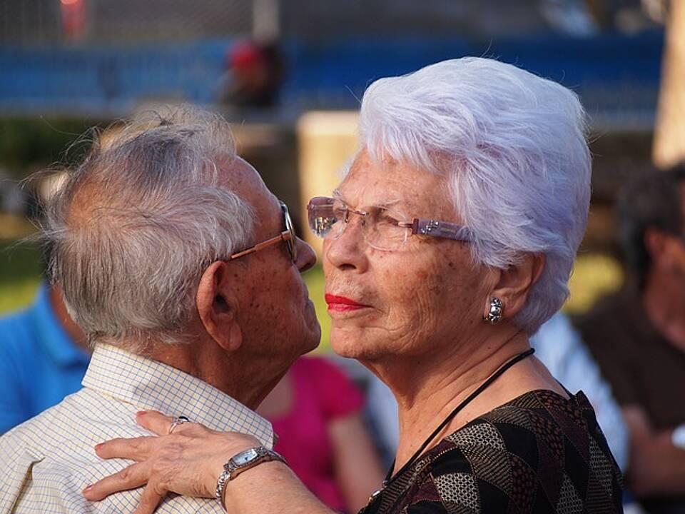 Sex im Alter