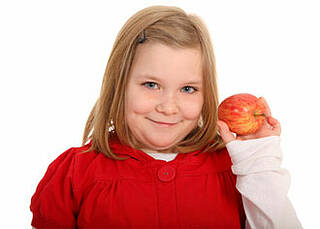 Trend zu mehr dicken Kindern offenbar gestoppt