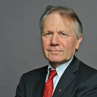 Prof. Konrad Reinhart, Uni Jena