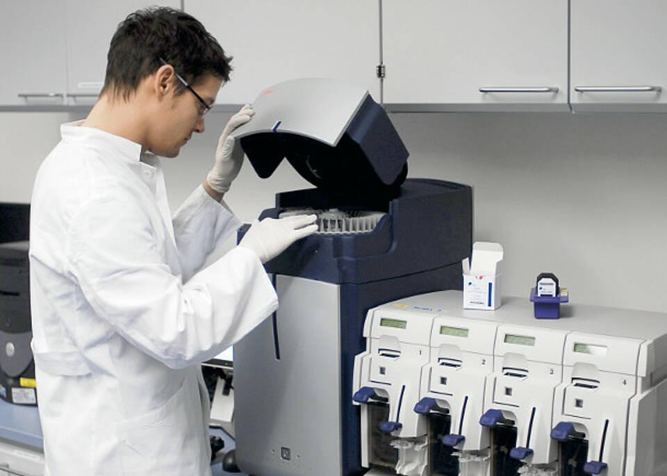 Biomarker-Test soll Lungenkrebs identifizieren