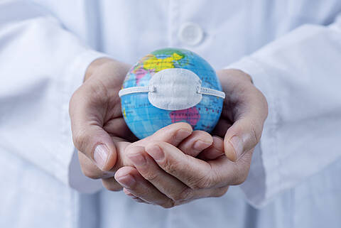 Das Gesundheitssystem kann dazu beitragen, Emissionen zu reduzieren