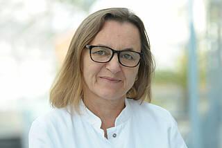 Fatigue-Spezialistin Prof. Carmen Scheibenbogen von der Charité