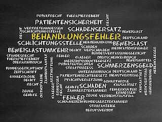 Patientenrechte bei Behandlungsfehlern