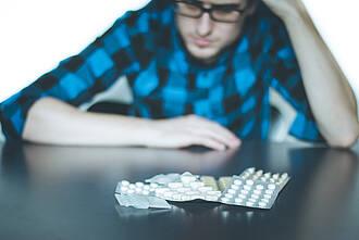 Antipsychotika sind umstritten. Eine neue Studie sieht jedoch mehr Vorteile für die Behandlung von Schizophrenie
