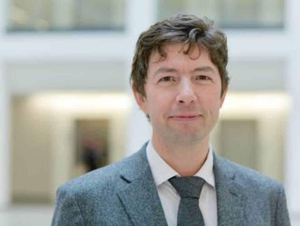 Für seine Arbeit in der Pandemie ist Christian Drosten mit dem Berliner Wissenschaftspreis 2020 ausgezeichnet worden