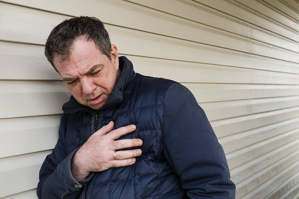 Herzinfarktpatienten mit Depressionen neigen zu Diabetes Typ 2 und weiteren Infarkten