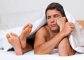 Bei Erektionsstörungen helfen Stosswellen