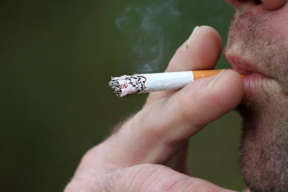 Rauchen, Morbus Bechterew, Entzündung