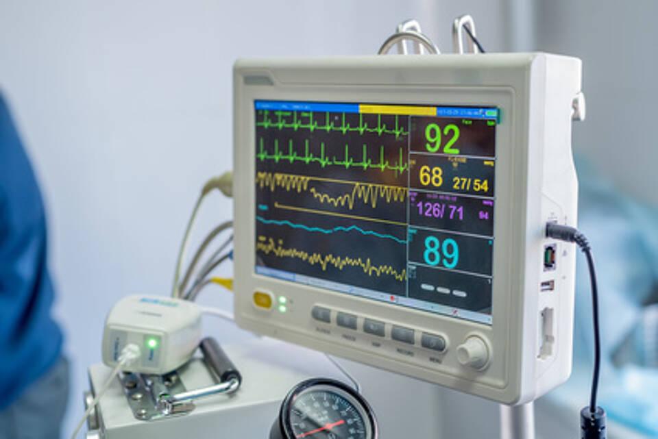 Eine Behandlung auf einer Intensivstationen zieht häufig chronische Schmerzen nach sich