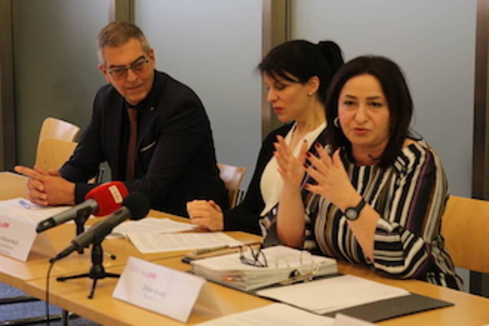 Aktionsprogramm für Geburtshilfe in Berlin