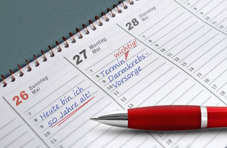 Darmkrebs-Früherkennung, Einladungsverfahren