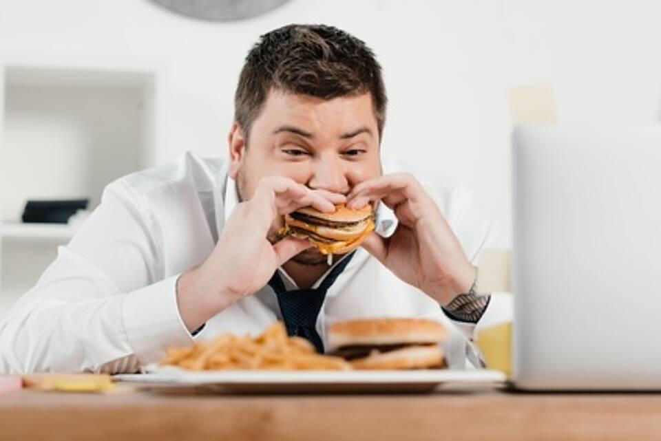 Adipositas, Übergewicht, Sättigungsgefühl, Charité