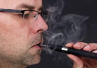 Warnung vor E-Zigaretten
