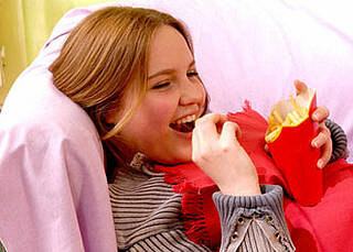 Studie: Werbung verdoppelt Fast Food-Konsum bei Kindern