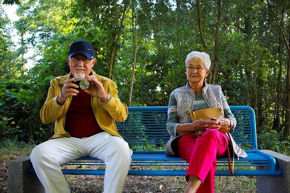 Lebenserwartung von Rentnern in Deutschland