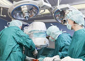 Zahl der Operationen steigt weiter an