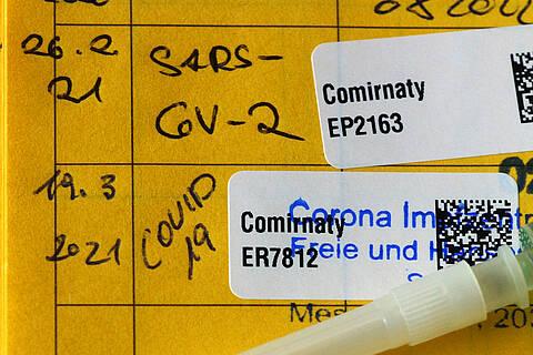 Impfung schützt vor schweren Verläufen mit Delta-Variante