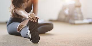 30 Minuten spazierengehen ist weniger effektiv zur Blutdrucksenkung als 30 Minuten Stretching