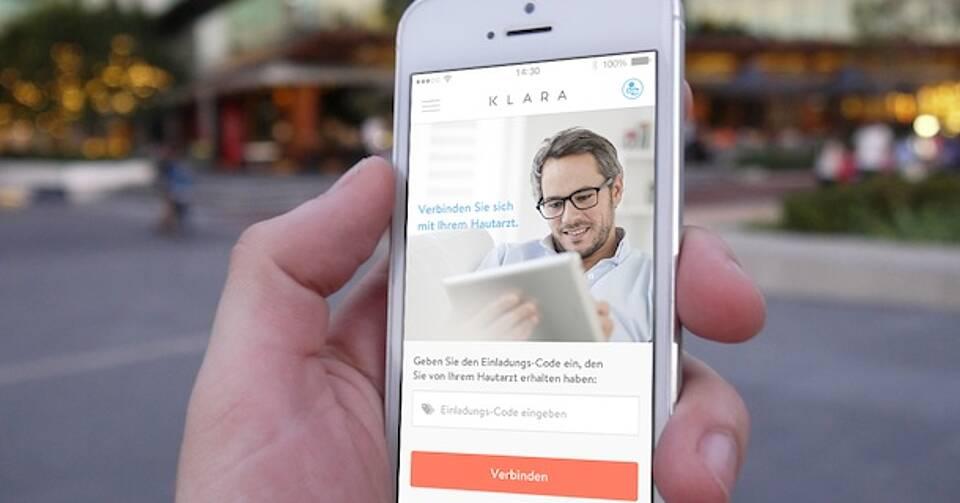 Mit M-Health gegen Ärztemangel: Die App Klara geht neue Wege