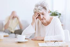 Alzheimer und Gewichtsverlust