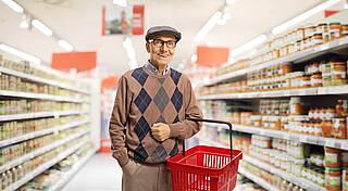 Dürfen Geimpfte bald wieder ohne Maske einkaufen gehen? Der Deutsche Ethikrat spricht eine Empfehlung aus