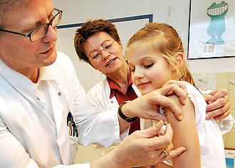 Europäische Impfwoche 2012 beginnt