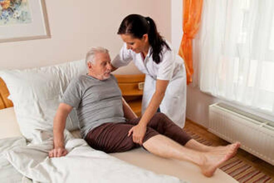 Pflegeheime stehen vor großen Herausforderungen