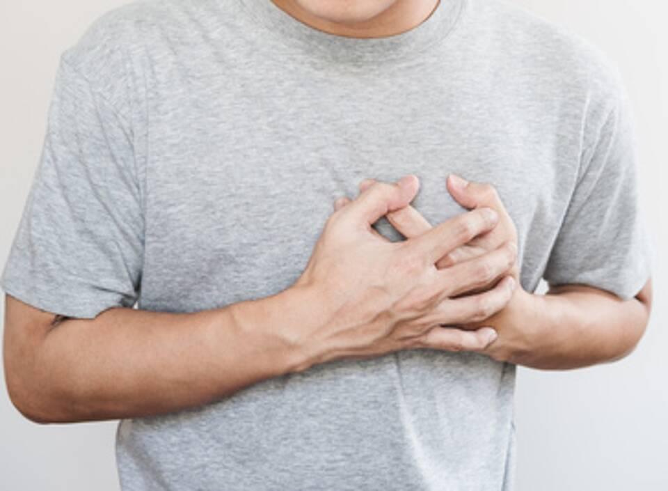Herz-Kreislauf-Erkrankungen, Herzinfarkt, Todesfälle, Ernährung