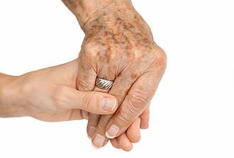 Kontakt zu Pflegebedürftigen