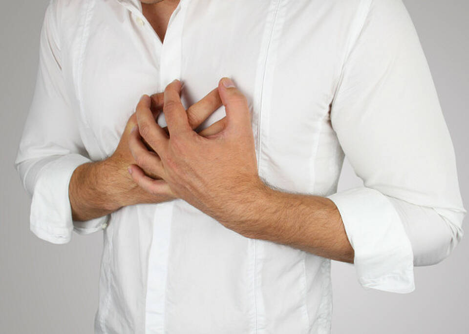 Kein Nutzen für Stammzelltherapie nach bei Herzinfrakrt