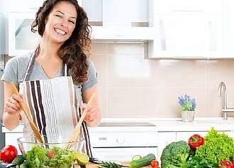 Ernährung nach Brustkrebsdiagnose umstellen